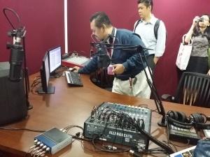 Professional Recording Studio at HELP University