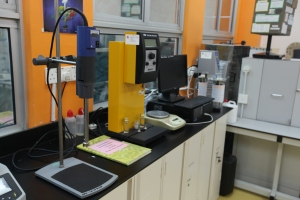 Food Science lab at UCSI University