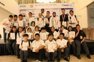 KDU Penang Culinary Students Win Top Awards at International Culinary Compeition