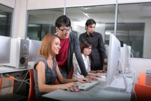 Mac Lab at KBU International College