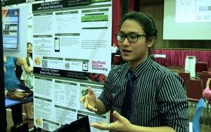 KBU International College Final Year Software Engineering Student's Project Presentation