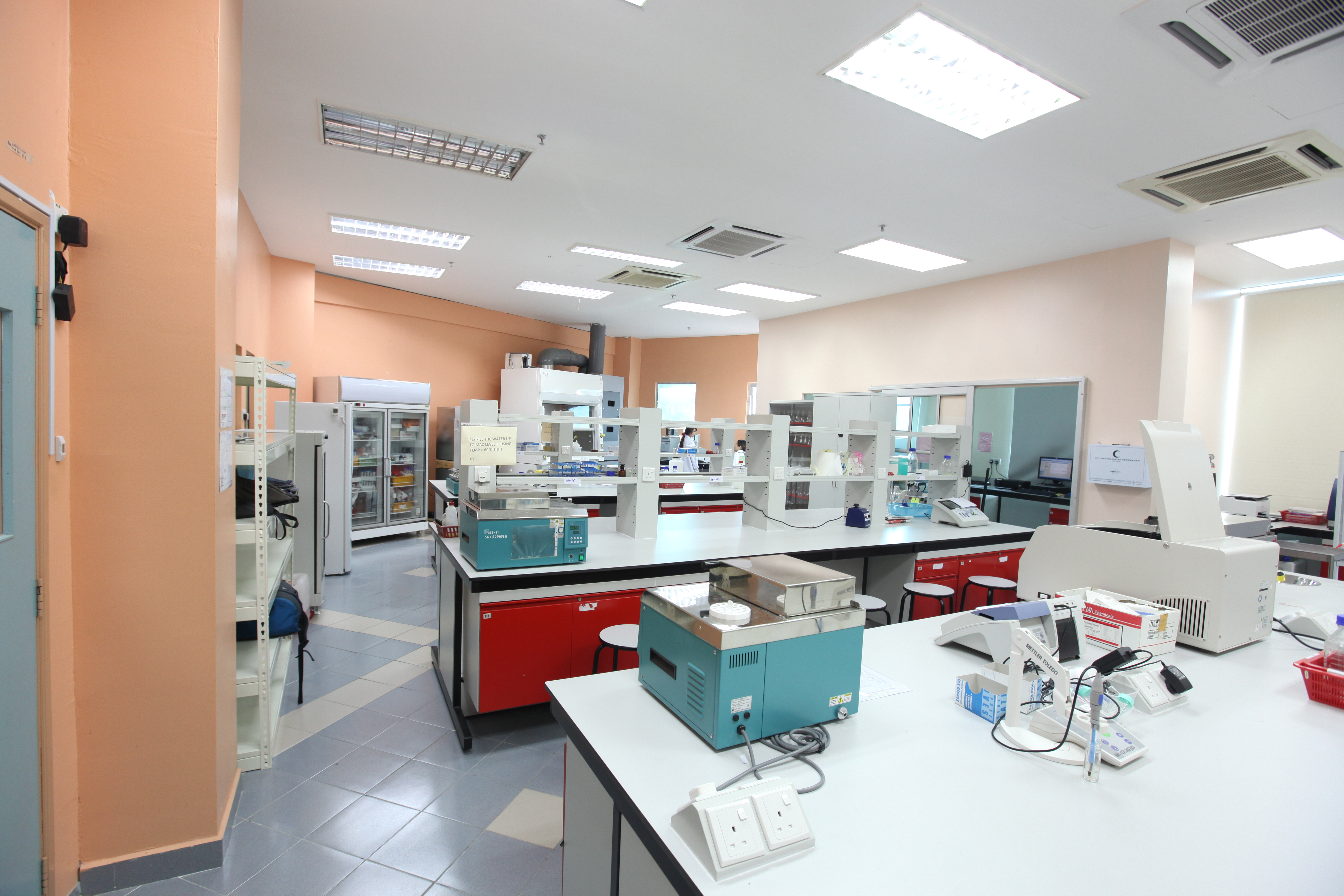 Phytochemistry Lab at UCSi University