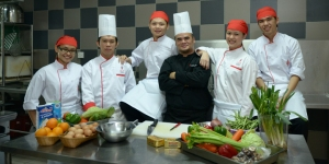 The best chefs are made at UCSI University Sarawak campus