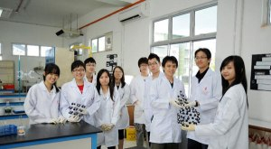 Science lab for UCSI University Sarawak Top Performing A-Level students