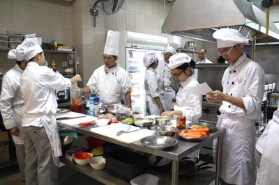 State Of The Art Kitchen Facilities For UCSI University Hospitality Students At
