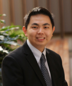 Dr. Kelvin Tan Jui Keng, a successful alumni from HELP University