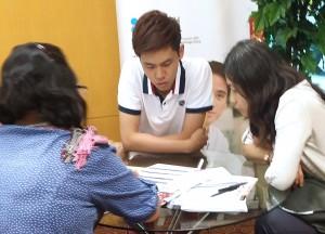 Ye Lun, Asia Pacific University
