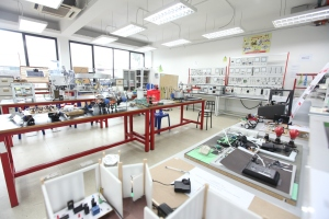 Control, Instrumentation Pneumatic & Hydraulics Lab for Civil Engineering Students at UCSI University