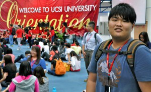 Jacky, UCSI University