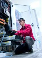 A specialty within electrical engineering and closely linked to broadcast engineering, telecommunications engineering involves the design of specialized computer and electronics equipment for use in a telecommunications network or infrastructure. These include cellular telephone networks, broadband systems and other cutting-edge technologies.
