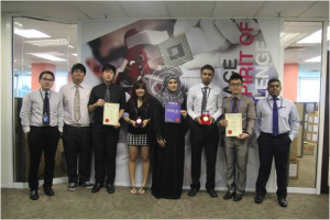 APU students win Gold and Bronze awards in the 25th International Invention, Innovation and Technology Exhibition (ITEX)