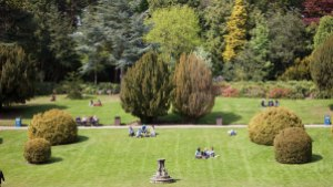 An excellent study environment at the top ranked Heriot-Watt University