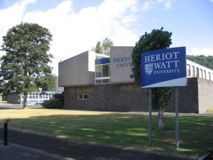 Heriot-Watt University is one of the top 20 universities in the UK