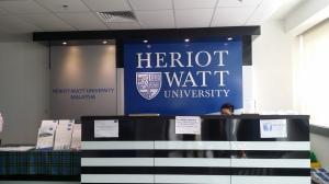 Heriot-Watt University Malaysia campus