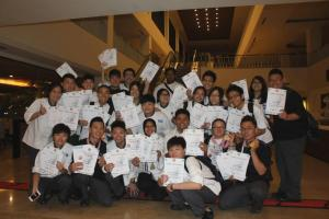 The Culinary Team from KDU College Penang won 23 Prizes at the International Competition in Bali