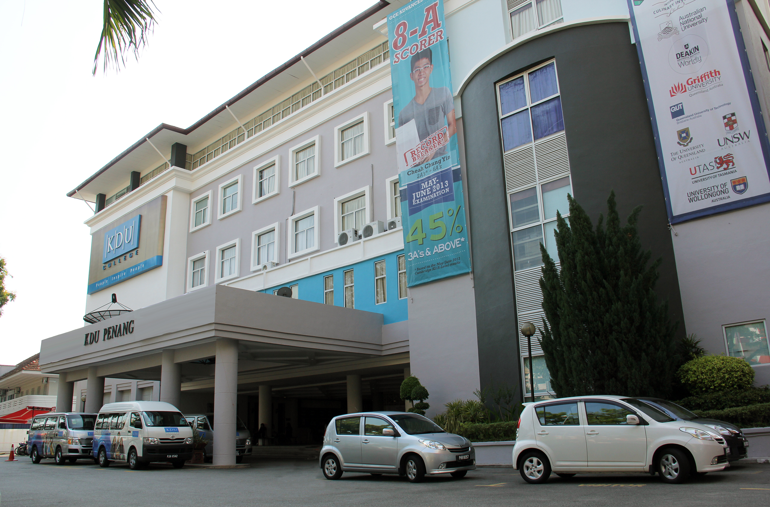 KDU College Penang Has The Best Facilities In For Design Courses