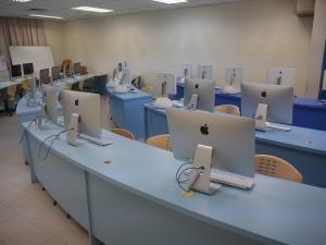 Mac Lab for design students at KDU College Penang