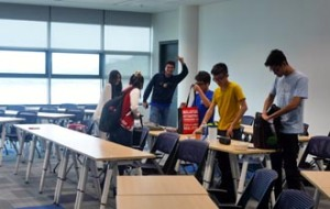 Top students from all over Malaysia study in an intellectually stimulating environment at Heriot-Watt University Malaysia