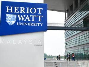 Get a top ranked UK degree in Malaysia at Heriot-Watt University Malaysia