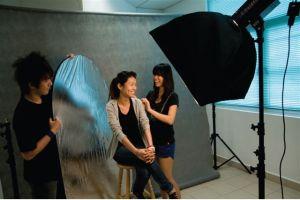 Photography Studio at KDU College Penang