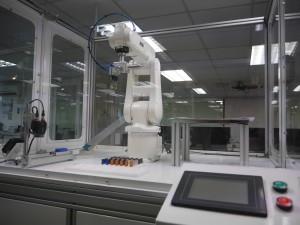 Mechatronics Engineering Lab at Asia Pacific University