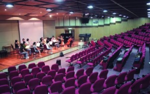 Auditorium at UCSI University