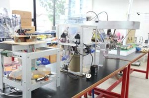 Control, Instrumentation Pneumatics & Hydraulics Lab at UCSI University