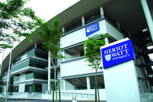 Heriot-Watt University Malaysia is a top ranking UK university for Chemical Engineering