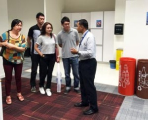 I received a lot of in-depth information about the course & university from EduSpiral. He took us around for a campus tour as well as the hostel in Cyberjaya. Wen Hang, Actuarial Science at Heriot-Watt University Malaysia