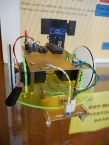 KDU University College Electrical & Electronic Engineering Final Year Student Project