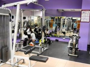 Gym at KDU College Penang