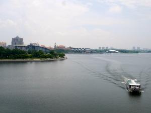 Heriot-Watt University Malaysia is strategically located in Putrajaya next to the lake