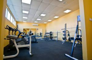 Gym at Curtin University Sarawak
