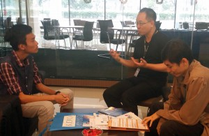 EduSpiral took my father & I to visit KDU University College and talk to the Game Technology lecturer & Head. I was able to make a good decision in choosing the right university. Choon Meng, Game Technology at KDU University College