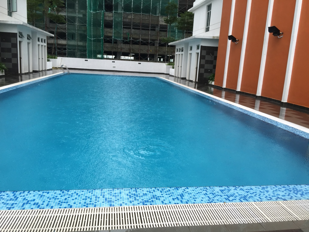 Heriot watt university malaysia hostel accommodation at the arc in cyberjaya eduspiral - Arc swimming pool ...