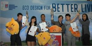 Lim Chee Hong, Malaysian Institute of Art (MIA) Interior Design Student won the Gold Award at the Nippon Paint Young Designers Award 2011. The Silver Award was won by Chai Wan Ni also from MIA.