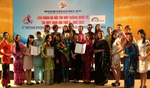 The Malaysian Institute of Art (MIA) Ladies Choir was awarded the gold diploma and the championship for the female voice category at the 2nd Vietnam International Festival and Choir Competition