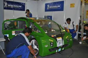 Curtin University Sarawak participates in the Shell Eco Marathon