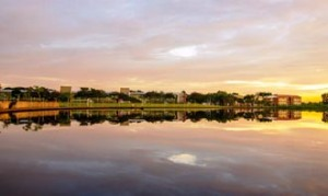 Curtin University Sarawak offers an excellent and beautiful study environment