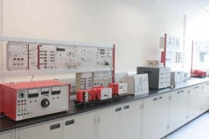 Power System and Machine Laboratory for engineering students at Curtin University Sarawak