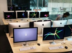 Dual-core Macs at APIIT and Asia Pacific University for the animation & design students