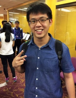 I didn't want to leave Penang for my studies but EduSpiral provided detailed information to help me make my decision. Vincent Lim, Software Engineering, Asia Pacific University
