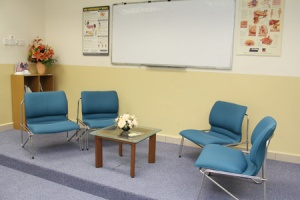 Solace Room for the Diploma in Nursing students at KDU College Penang