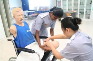 Nursing Practical Lab at KDU College Penang