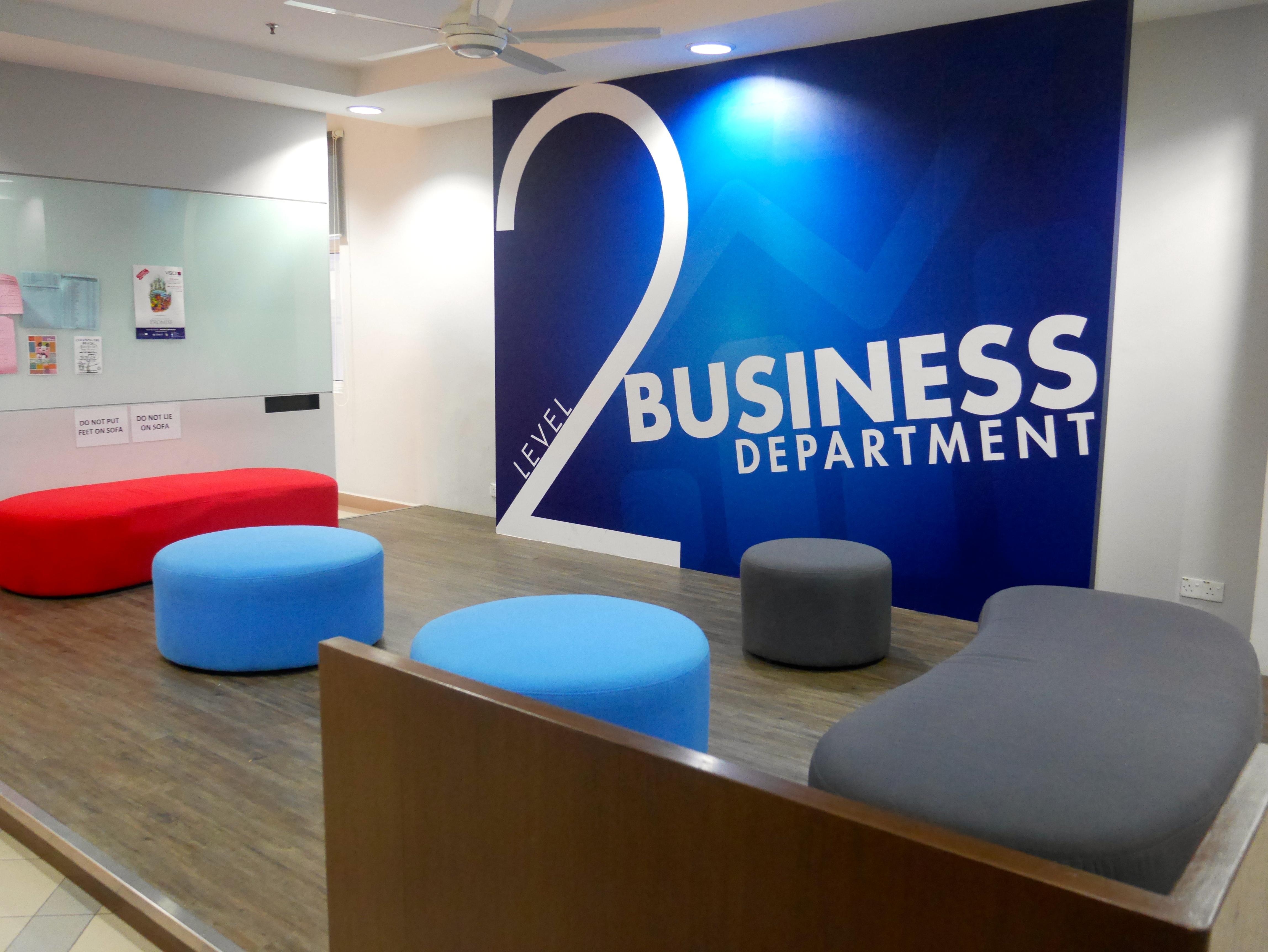 Business Lounge At KDU College Penang