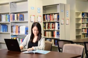 Library at Heriot-Watt University Malaysia