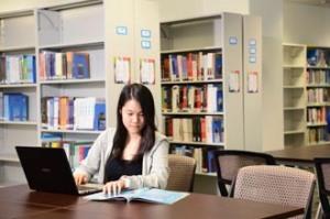 Library at Heriot-Watt University Malaysia