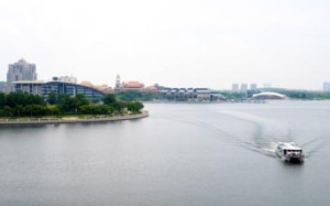 Heriot-Watt University Malaysia is strategically located in Putrajaya next to the lake