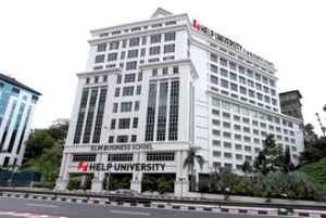 HELP University's new city campus at Pusat Bandar Damansara