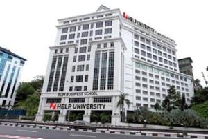 HELP University's new city campus at Pusat Bandar Damansara